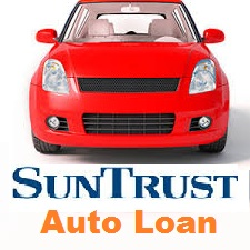 Suntrust Car Loan