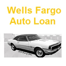 how to get auto loan at wells fargo bank review rating. Black Bedroom Furniture Sets. Home Design Ideas