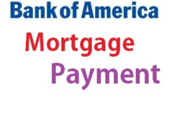 Bank Of America Mortgage Payment Payoff Customer Service Address