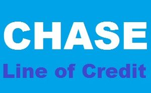 chase personal line of credit